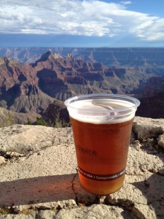 Grand Canyon Lodge - North Rim : unbeatable