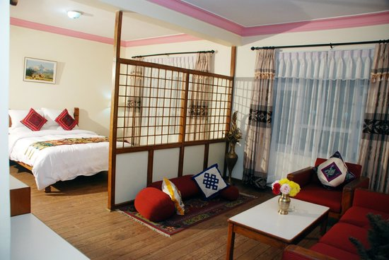 Hotel Norbu Linka: Family Suite