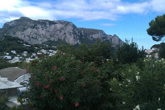Hotel La Reginella: panorama