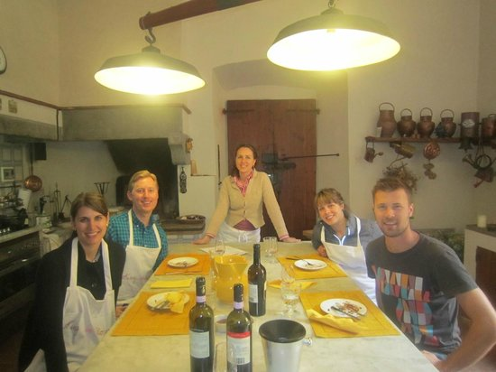 Cooking in Florence Personal Cooking Classes