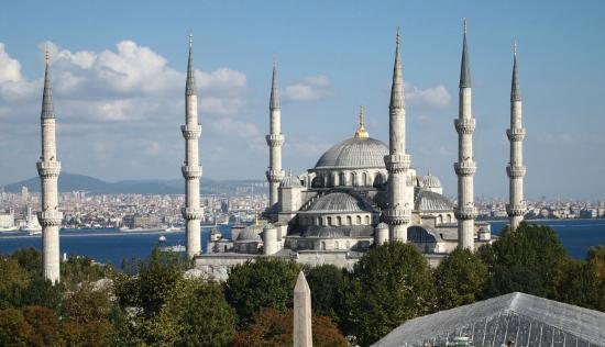 Lausos Hotel: Moschea Blu