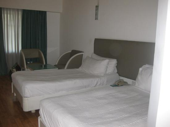 The Central Court Hotel: Room view