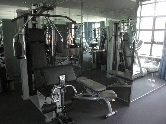 Gracie Art Hotel 798: Gym