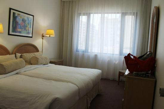 Golden Sands Hotel Apartments: One of the Rooms of our 2 Bedroom Apartment