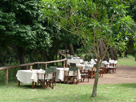 Governors' Il Moran Camp: au bord de la Mara