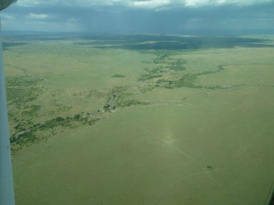 Governors' Il Moran Camp: masai mara