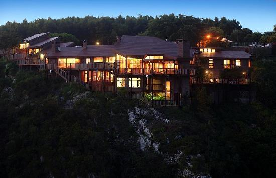 Storms River, Afrika Selatan: The Main lodge
