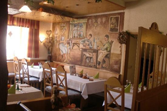 Landhotel Grünes Gericht: Restaurant