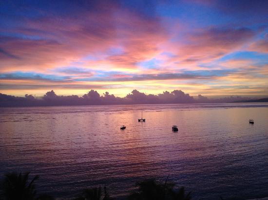 Hotel Riu Montego Bay: vista do nosso quarto