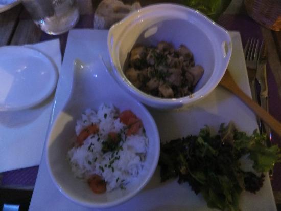 Ti Toques : wok di pesce spada