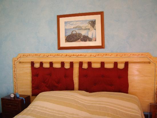 Donna Sabella: notre chambre ( Lipari )