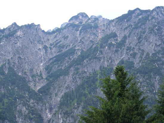 Hotel Untersberg: Untersberg mountain