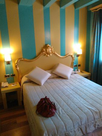 Hotel Ca' Zusto Venezia: J'attends ma princesse!