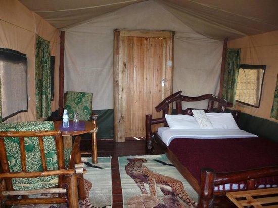 Gorilla Mist Camp
