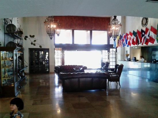 Hotel Plaza Juarez: lobby