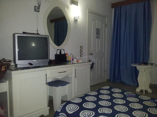 Turihan Hotel: Bedroom