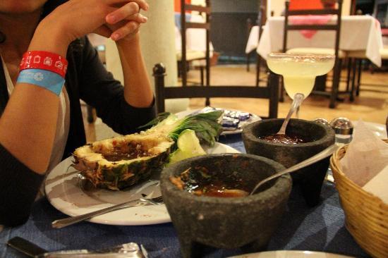 Calenda Oaxaca: cena stupenda