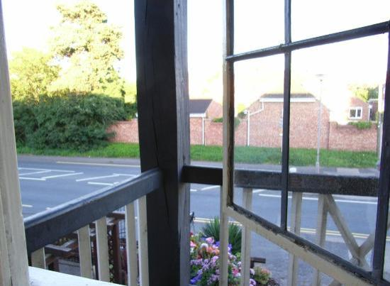The Crown by Marston's Inns: view from bedroom