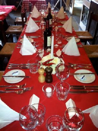 Don Costanzo: Table Setting