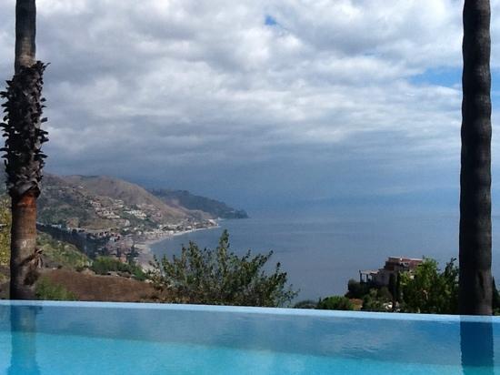 ذا أشبي هوتل: veduta panoramica da ashbee piscina 