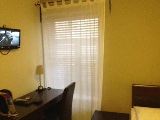 Austrian Yard -Hotel: Room