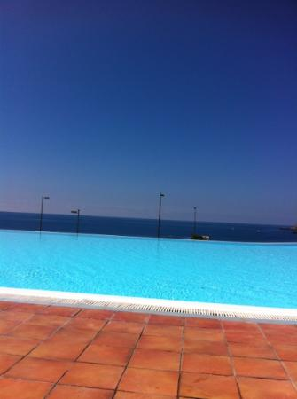 H10 Playa Meloneras Palace: infinitypool