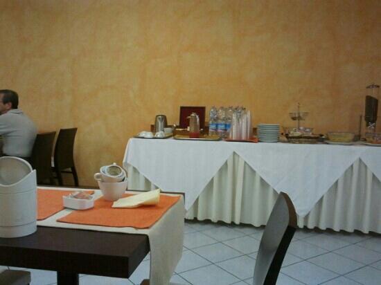 Park Hotel Residence: sala colazione