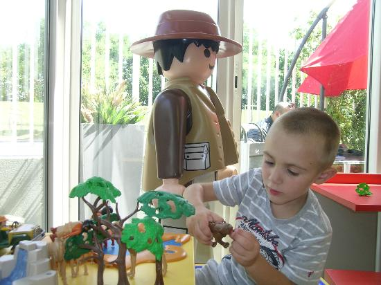 Playmobil FunPark : zona safari