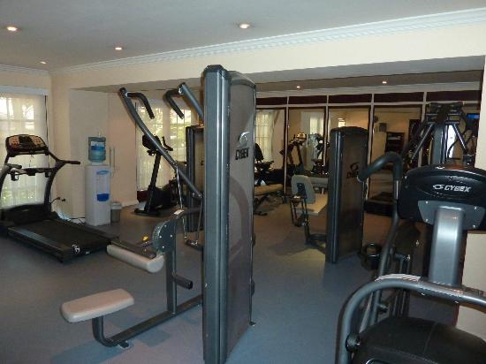 Tamarind by Elegant Hotels: Fully Equipped, Air Conditioned Gym