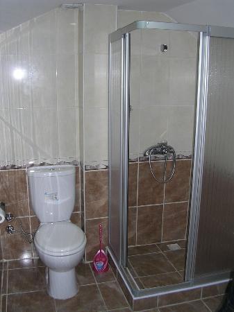 Emirhan Inn Apart Hotel: Ванная комната