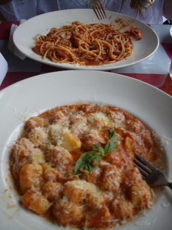 Le Pecore Nere: The best gnocchi ever!!!!!