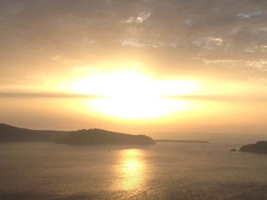 Ξενώνες Φιλοτέρα: sunset!