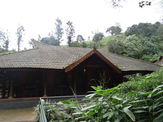 Rain Country Resorts, Lakkidi,Wayanad: Restaurant View