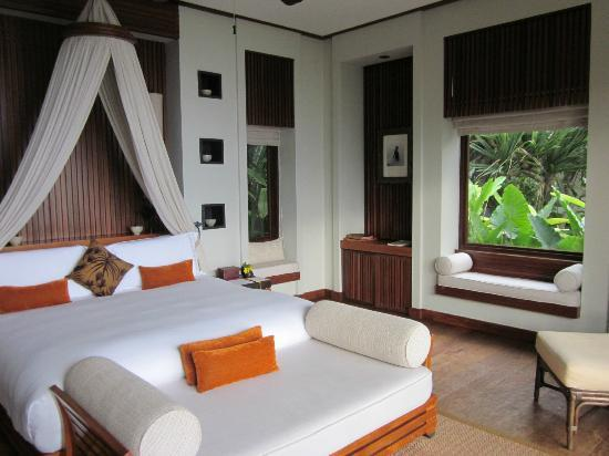 MAIA Luxury Resort & Spa: Bedroom