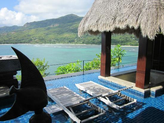 Anse Louis, Seychelles: View