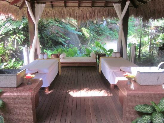 Anse Louis, Seychelles: Spa