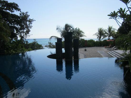 MAIA Luxury Resort & Spa: Main swimming pool