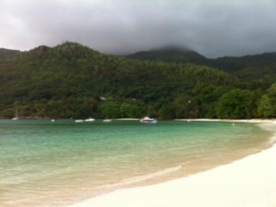Constance Ephelia: La plage privée côté Nord