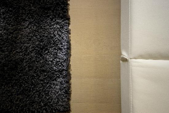 Apartamentos 16:9 Playa Suites : Salón