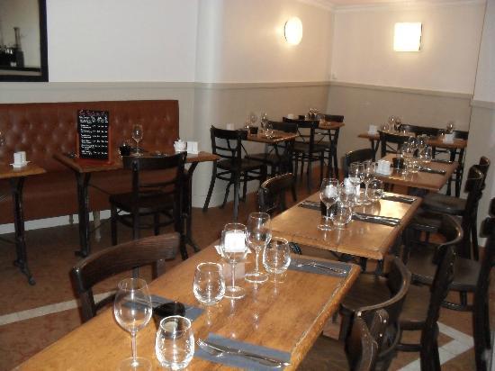 Le Balto : Salle du restaurant