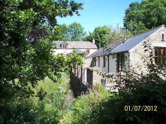Berrio Mill Holiday Cottages Cornwall: Berrio Mill Holiday Cottages