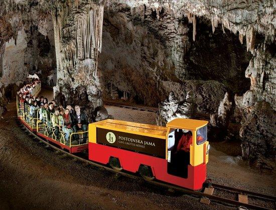 Postojna Caves: provided by Postojna Cave