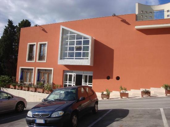 Hotel Ericevalle : esterno