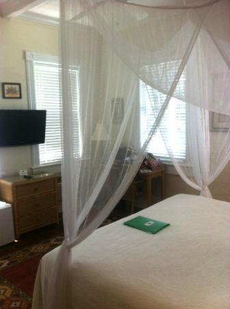 Avalon Bed and Breakfast: Muito confortável e limpo