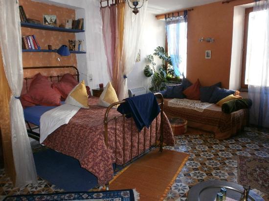 La Dolce Vita: Moroccan room
