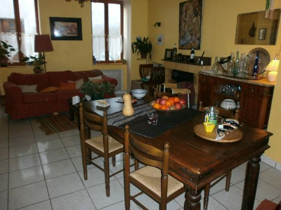 La Dolce Vita : Dining room