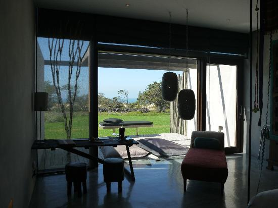 Areias do Seixo: La chambre