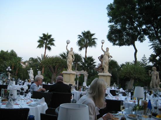 Villa Tiberio Marbella Spain