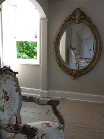 The Old Rectory: All saints suite