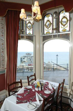Hotel de Paris: Sea View Dining